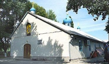 Різдвяна церква, Петриківка