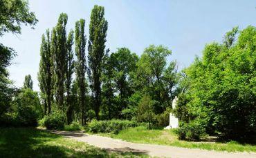 Vorontsov Park, Dnipropetrovsk
