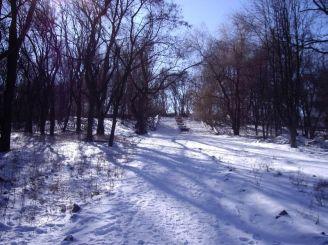 Парк Ленинского Комсомола, Днепропетровск