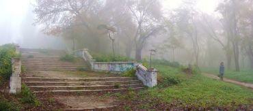 Парк Молодежный, Днепропетровск