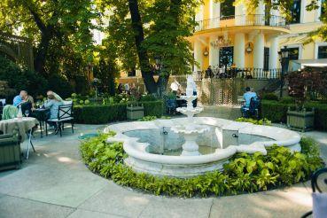 Ресторан «Sabaneev», Одеса