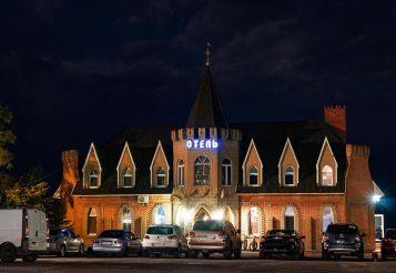 Готельно-ресторанний комплекс «7 ветров», Харків