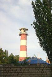 Верхний Бердянский маяк, Бердянск