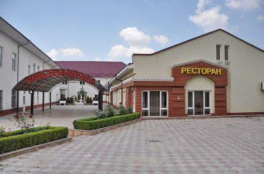 Готельно-ресторанний комплекс «Роксоланочка», Заліщики