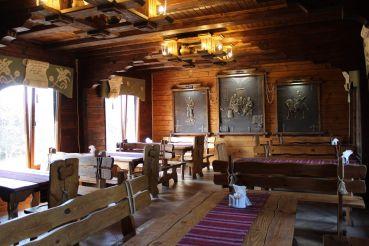 Родинна ресторація «Райський куточок», Чортків