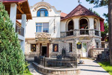 Ресторан «Жайворонок», Берегово