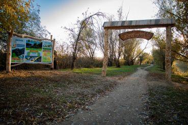Екологічна стежка «Дністровія», Біляївка