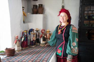 Музей-садиба «Лялькова хата», Полянецьке