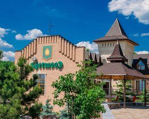 Гостинично-ресторанный комплекс «Sherwood»