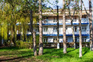 База отдыха Люстдорф, Одесса