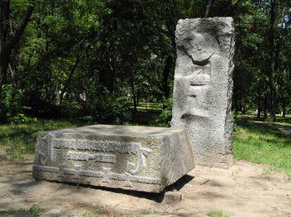 Могила Ивана Манжуры