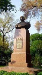 Aleksei Fedorovich Fedorov Monument