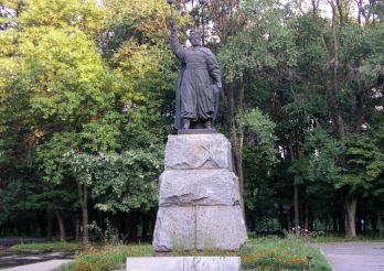 Bohdan Khmelnytsky Statue