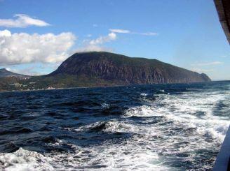 Ayu-Dag Mountain (Vedmid'-Hora)