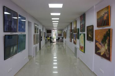 Картинная галерея СИБ