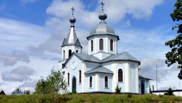 Church of the Nativity of the Blessed Virgin Mary, the Great Bagachka