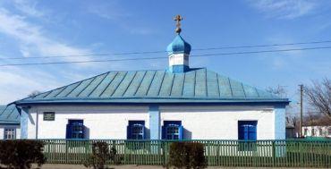 Holy Church of the Intercession, Kobelyaki