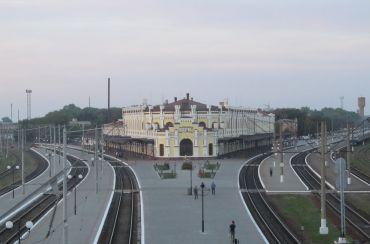Козятинський залізничний вокзал, Козятин