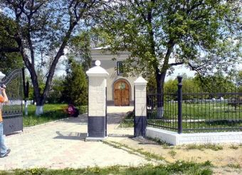 Дмитрівська церква, Кукавка