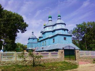 Church of the Intercession, Lozovaja