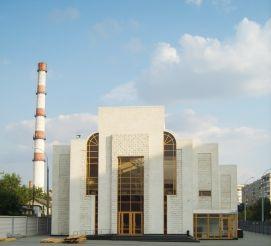 Synagogue Giymat Rosa, Zaporozhye