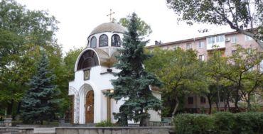 Church of St. Luke, Zaporozhye