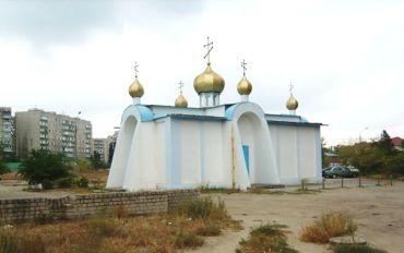 St. Elisabeth church Zaporozhye