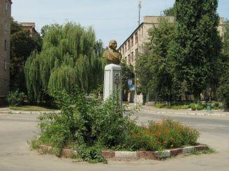 Памятник Гоголю, Могилев-Подольский