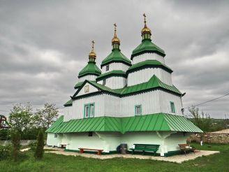 Церква Святої Параскеви, Могилів-Подільський