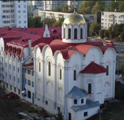 Хрестовоздвиженський храм, Вінниця