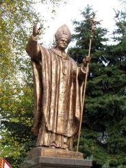 Памятник Папе Римскому, Винница
