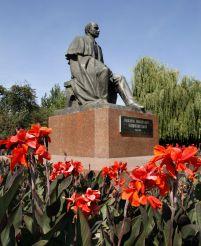 Памятник Михаилу Коцюбинскому, Винница