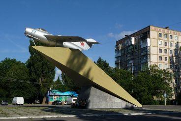 Памятник летчикам-освободителям Винницы, Винница