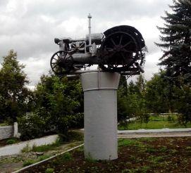 Памятник трудовой деятельности, Ярмолинцы