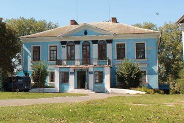 Дворец, Черный остров