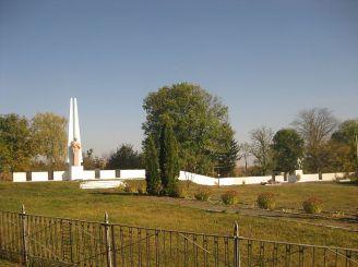 Братская могила советских воинов, Малашовцы