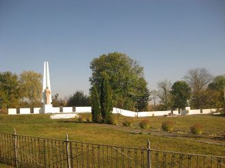 Братська могила радянських воїнів, Малашівці