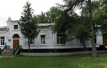 Усадебный дом Корф, Рахновка