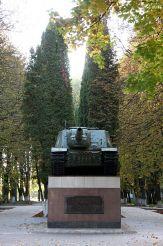 Памятный знак в честь освободителей от немецко-фашистских захватчиков, Волочиск