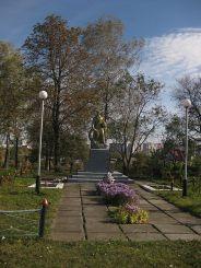 Пам'ятний знак на честь воїнів-односельчан, Хмельницкий