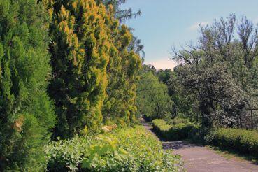 Государственный ботанический сад, Каменец-Подольский