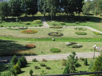 Ботанический сад Хмельницкого университета, Хмельницкий