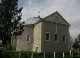 Покровська церква, Миколаїв