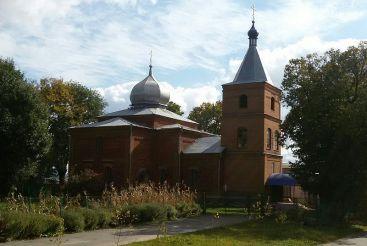 Церква Святої Параскеви (П'ятниці), Пирогівці