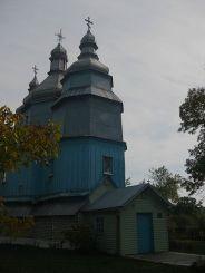 Михайлівська церква, Стуфчинці
