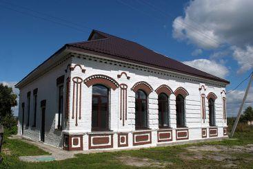 Jewish synagogue, Medzhibozh