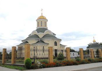 Church of St. John the Evangelist, Zaporozhye