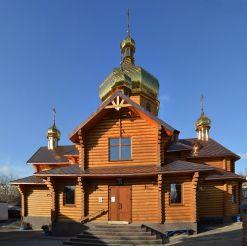 Church of Saints Peter and Fevronia, Zaporozhye