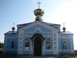 Церковь Рождества Богородицы, Антоновка