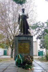 Пам'ятник Шевченку, Скадовськ